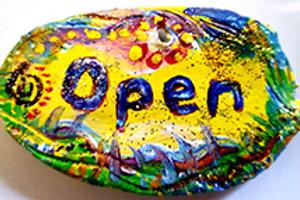 Open Aromatherapy Stone