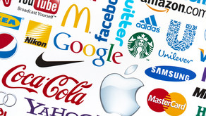 Composição das marcas famosas
