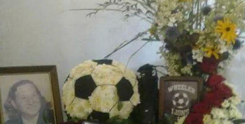 Custom made memorial (Coach)