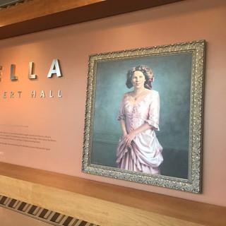 The Bella Concert Hall