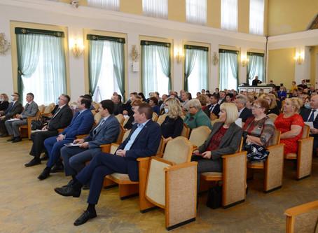 Проведен III Съезд территориального общественного самоуправления Смоленской области