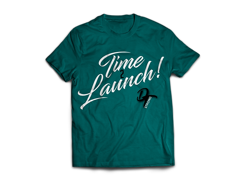 Time to Launch Tee