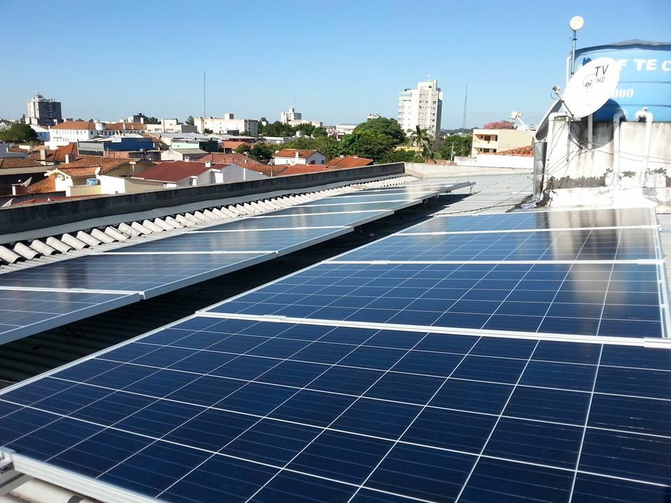 Paineis Solares em SG