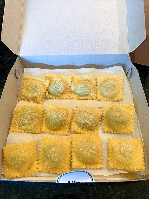 1 dozen - Gluten Free Five Cheese Ravioli