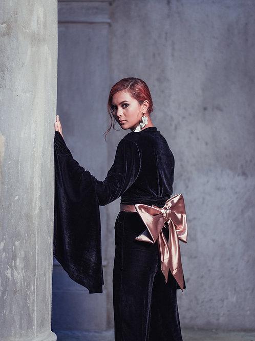 Manuela Bow Pants