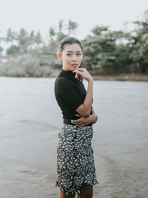 Darling High-Waist Skirt