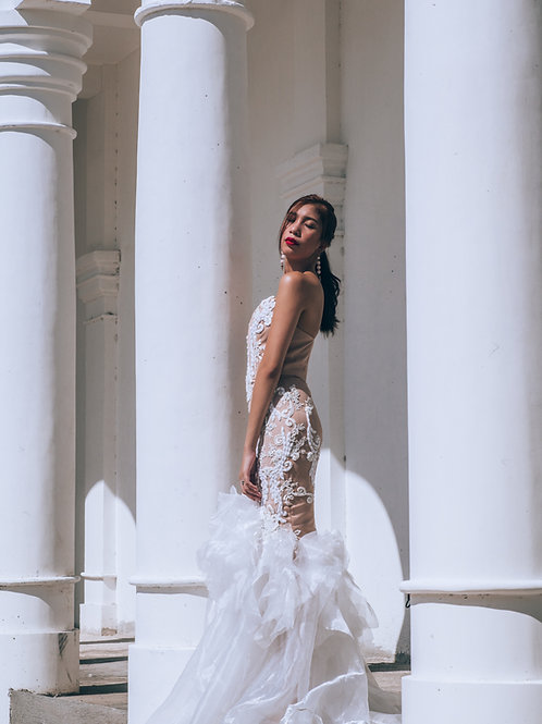 La Mariee Wedding Gown