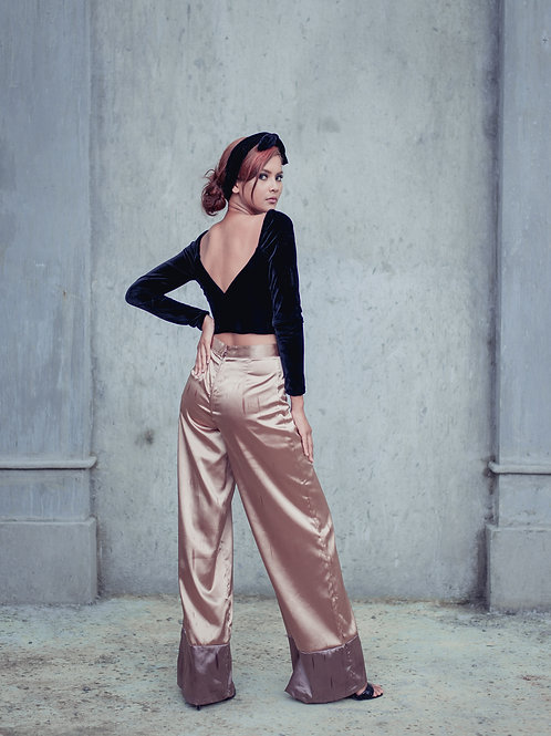 Esmeralda Wide Leg Pants
