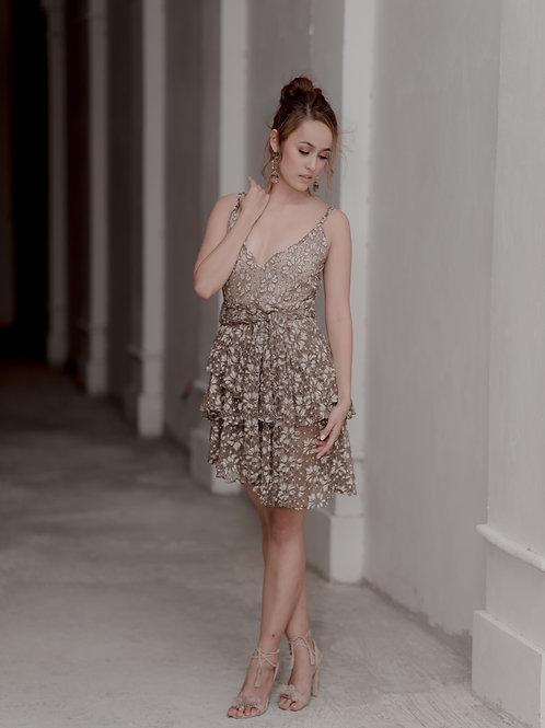 Tres Jolie Mini Dress
