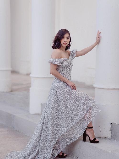 Tres Jolie High-Low Dress