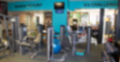 Elam Sports Physical Therapy clinic gym