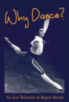 Sir Jon Trimmer Book Cover 'Why Dance'