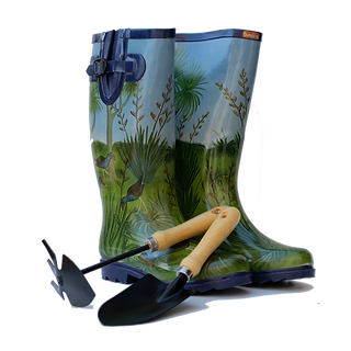 Gummies Ladies Gumboots - Gift with Purc