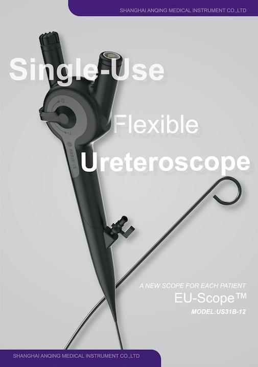 Innovex Single-Use Ureteroscope UK Brochure