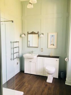 Craignetherty shower room