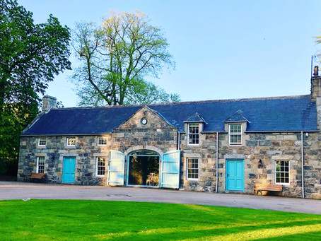The Coach House at Netherdale house
