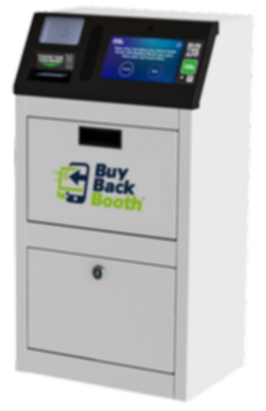 BuyBack Booth kiosk