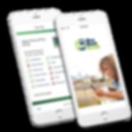 Phone test app