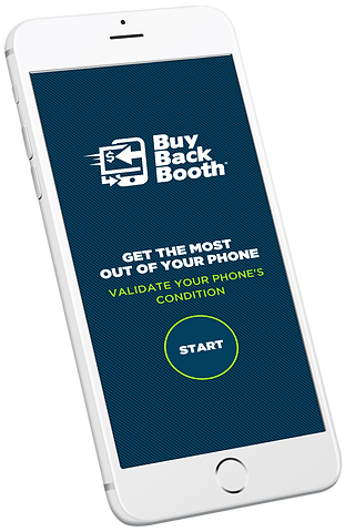 BuyBack Booth app functionality