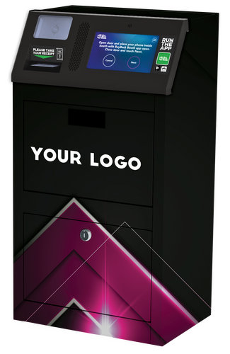 Every Booth can be customize to your brand