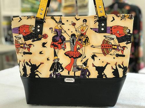 Halloween Masquerade Tote Bag