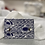 Thumbnail: Shark print snap wallet