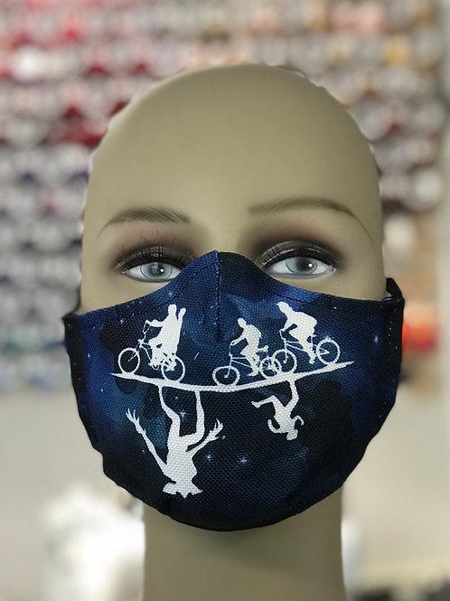 Demogorgon face mask