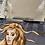 Thumbnail: Mermaid Crossbody Metal Clasp Purse