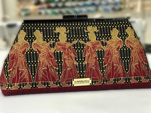 Egyptian Goddess Evening Clutch