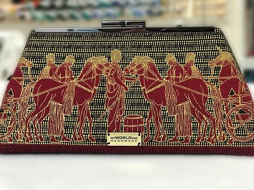 Egyptian Warriors Evening Clutch