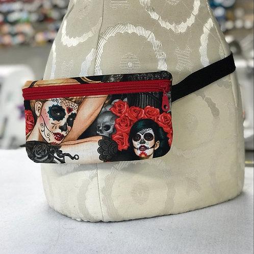 Las Elegantes Zipper Fanny Pack 2