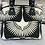 bird print fabric purse swoon lola front