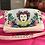 Thumbnail: Tula Pink Elizabeth Blue Calla Clematis