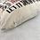 holiday subway art pillow cover zipper