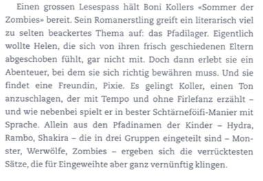 Zombies in Buch&Maus