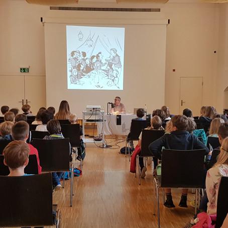 Jugend- und Kinderliteraturtage Solothurn