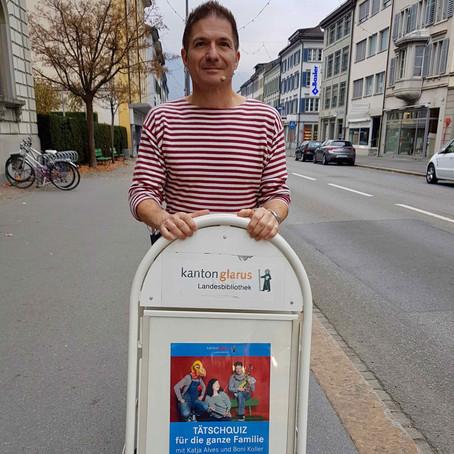 Silikwis zum Jubiläum in Glarus