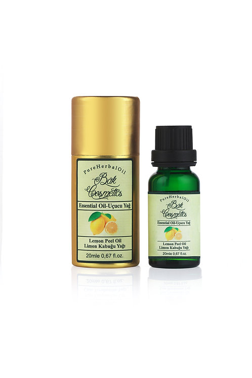 LEMON PEEL OIL-LİMON KABUĞU YAĞI