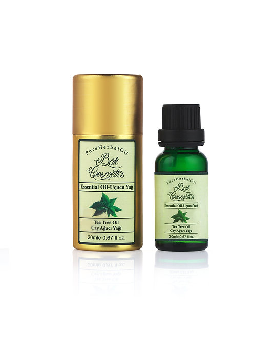TEA TREE OIL-ÇAY AĞACI YAĞI