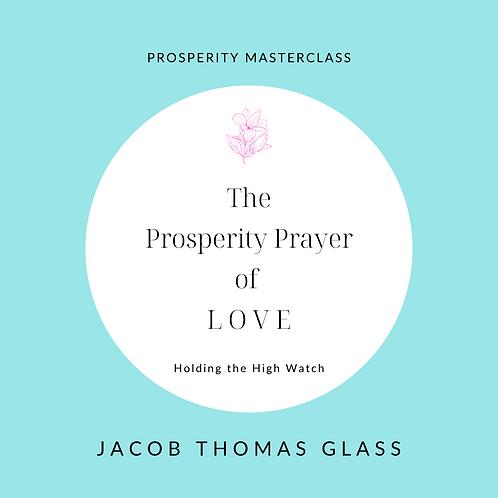 The Prosperity Prayer