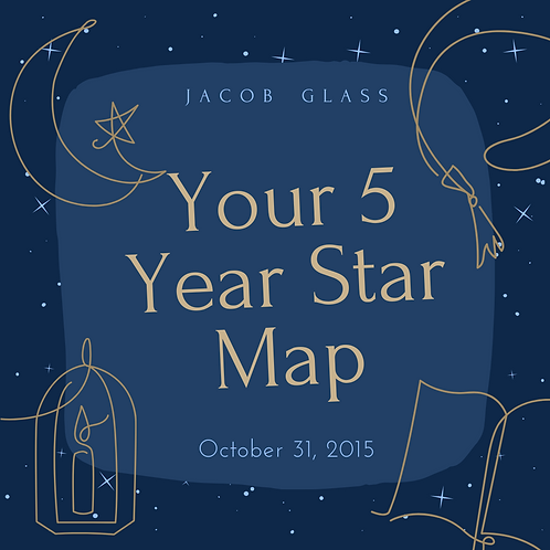 Your 5 Year Star Map