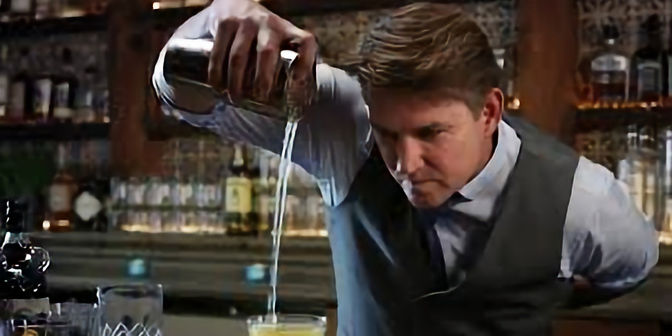 Quarantine Cocktails with Rob Floyd: Hosted by Atlas & Lumen