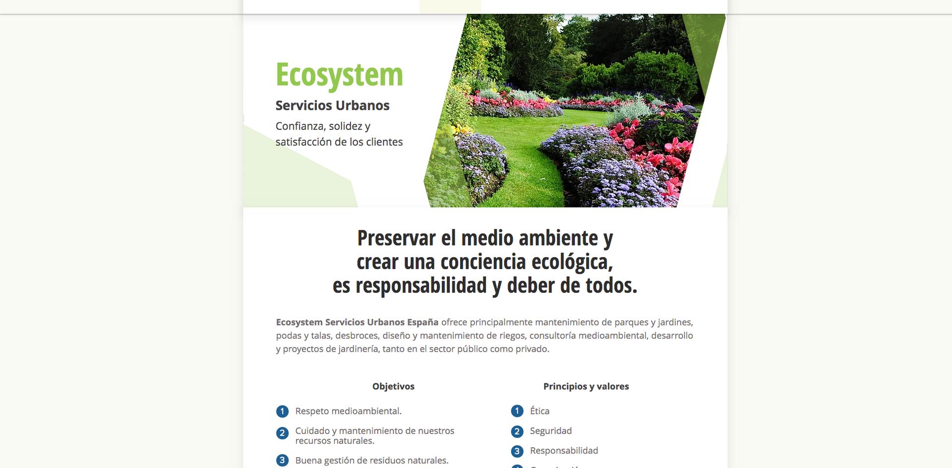 Ecosystem España