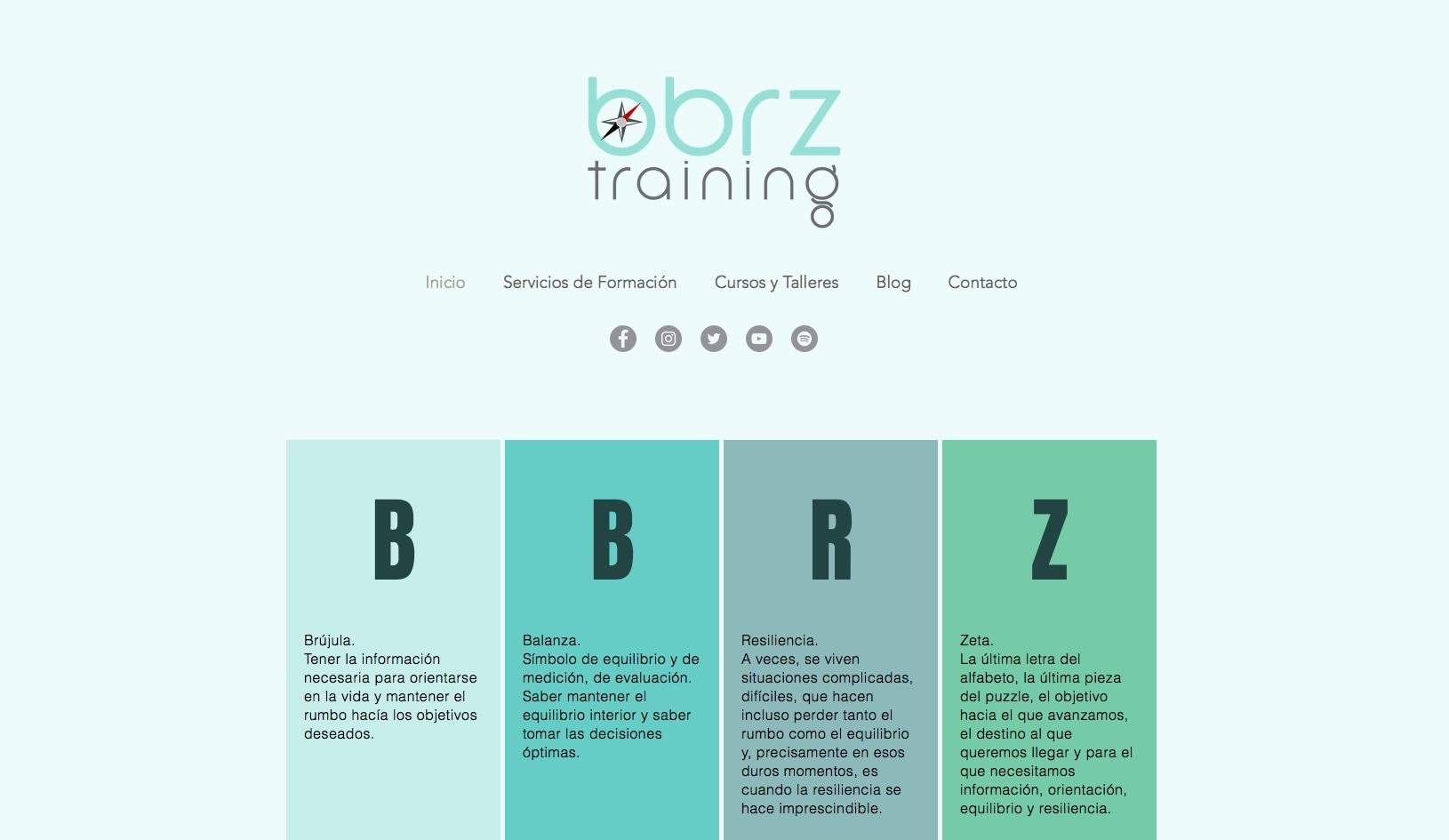 BBRZ Training WEB