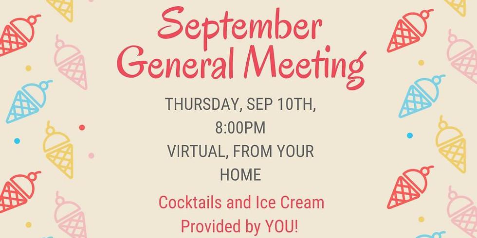 Virtual September Meeting