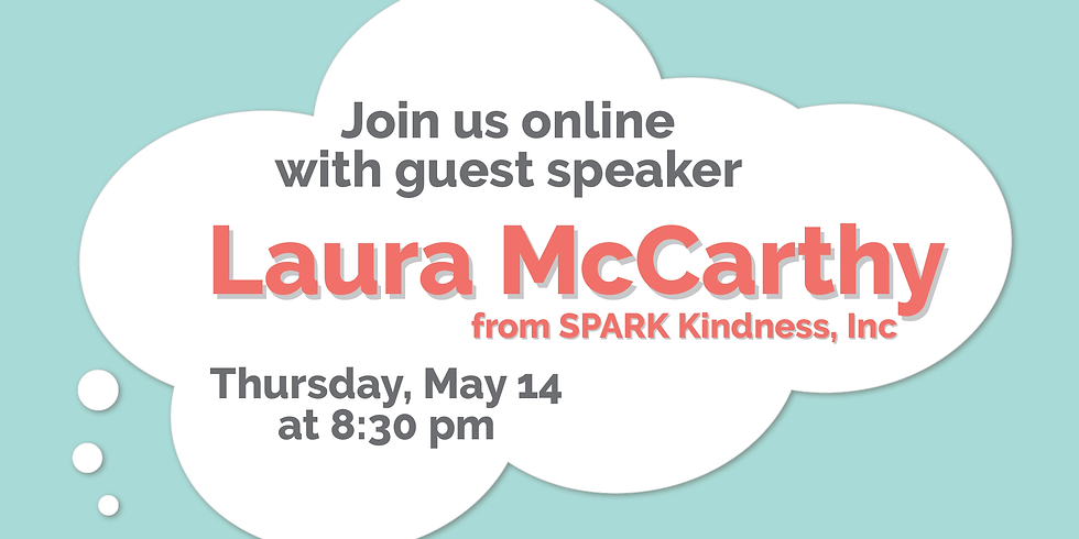 Guest Speaker from SPARK Kindness, Inc.