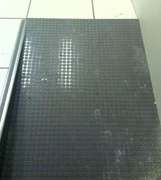 Raised Floor Ramp