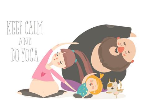 Pourquoi enseigner le yoga aux enfants ?