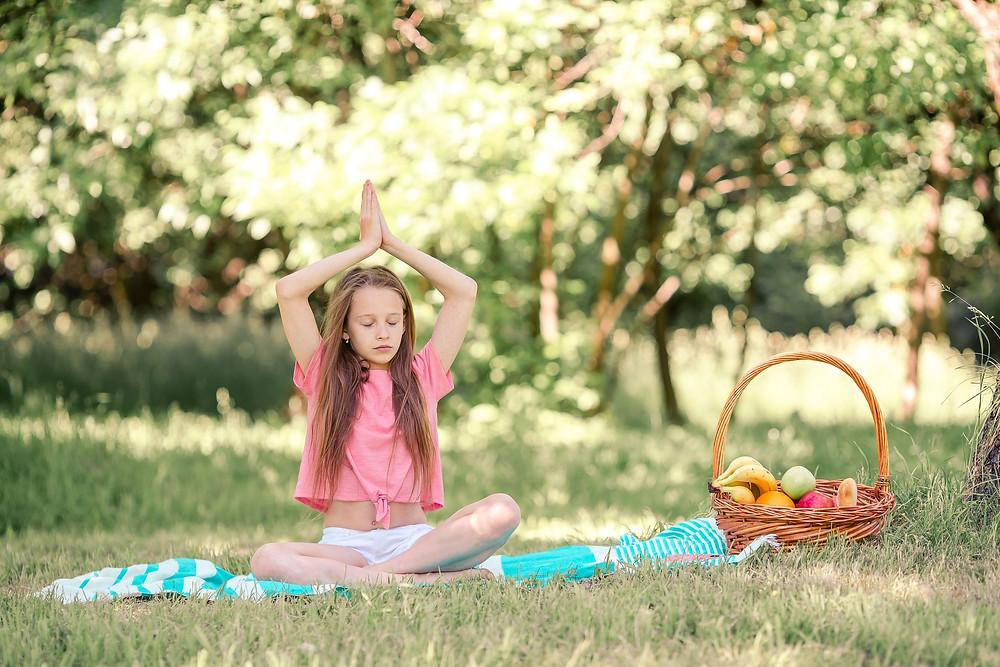 Postures de yoga pour les enfants | Dynamite Yoga