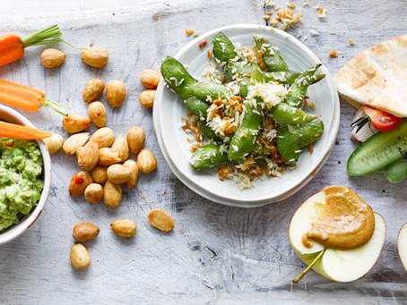 Top 5 des collations (snacks) healthy pour les enfants